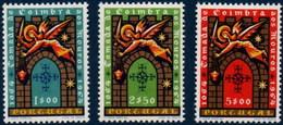 Portugal 0960/962 ** MNH, 1965 - Nuevos