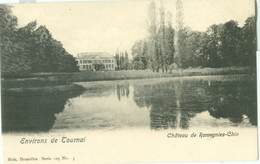 Environs De Tournai; Château De Ramegnies-Chin - Non Voyagé. (Nels - Bruxelles) - Tournai