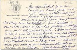 VICHY: INTERNATIONAL HOTEL - Vichy
