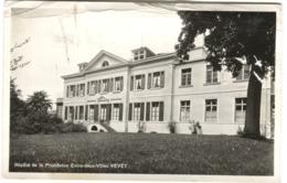 VEVEY Hôpital De L'a Providence Entre-deux-Villes Carte Photo 1939 Hospital - VD Vaud