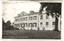 VEVEY Hôpital De L'a Providence Entre-deux-Villes Carte Photo 1939 Hospital - VD Waadt