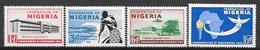 Nigeria N° 93/96 YVERT NEUF ** - Nigeria (1961-...)