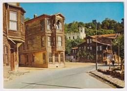 TURKEY  - AK 373139 Istanbul - Street Of Old Houses - Turkey
