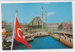 TURKEY  - AK 373140 Istanbul - Yenicamii Mosque - Turkey