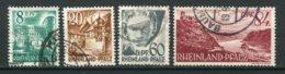 16766 ALLEMAGNE (Occupation Française) Rhéno-Palatin  N°24, 26/8° Valeur En Dp Et Dm   1948   TB - Zone Française