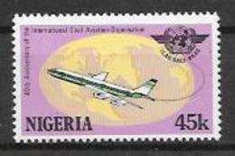 Nigeria N° 457b YVERT NEUF ** - Nigeria (1961-...)