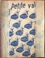 (121) Partituur - Partition - La Petite Valse - Joe Heyne - Partitions Musicales Anciennes