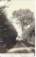 1922 - Lake Road, West Side, North Hatley, Québec, Unused (18.482) - Quebec