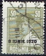 ROMANIA # FROM 1930 STAMPWORLD 371 - Usado