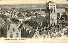 CPA - Belgique - Veurne - Furnes - à Vol D'oiseau - Veurne