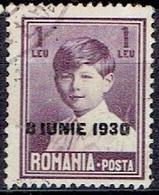 ROMANIA # FROM 1930 STAMPWORLD 372 - Usado