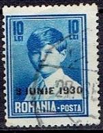 ROMANIA # FROM 1930 STAMPWORLD 379 - Usado