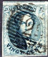 7 V Oblitéré - 1851-1857 Medallions (6/8)