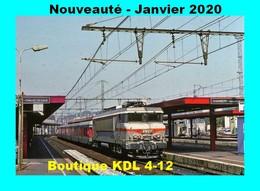 ACACF 636 - Train Talgo - Loco BB 7286 En Gare - CHAMBERY - Savoie - SNCF - Chambery