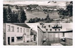 D-10548  KOPP / BIRRESBORN : Gasthaus Burggraf - Duitsland