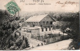 VALTIN ( 88 ) - Col De La Schlucht - Chalet Hartmann - Autres Communes