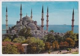 TURKEY  - AK 373153 Istanbul - The Blue Mosque - Turkey