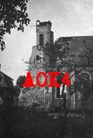 62 PUISIEUX Somme Nordfrankreich Eglise Occupation Allemande 1916 Feldpost Hebuterne Miraumont Bucquoy Achiet - Andere Gemeenten