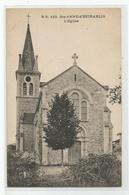 38 Isère Sainte Anne D'estrablin L'église - Altri Comuni