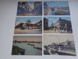 Beau Lot De 20 Cartes Postales D' Allemagne Deutschland  Duisburg   Mooi Lot Van 20 Postkaarten Van Duitsland - 20 Scans - Cartes Postales