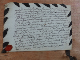 N23 : TRES RARE - ANCIEN TESTAMENT L'AN ONZE DE LA REPUBLIQUE FRANCAISE - Azioni & Titoli