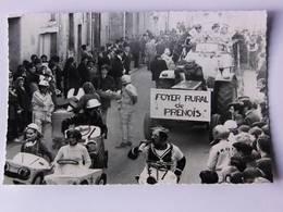 CPSM - PLOMBIERES Les DIJON - Corso Carnavalesque Mars 1970 - Andere Gemeenten