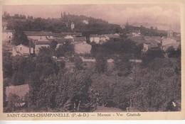 SAINT-GENES-CHAMPELLE (P.-de-D.): Manson - Vue Générale - Other Municipalities