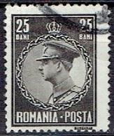 ROMANIA # FROM 1930 STAMPWORLD 383  TK: 13 1/2 - Usado