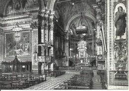 Rho (Milano) Santuario Beata Vergine Addolorata, Interno, Navata Centrale E Pulpito - Rho