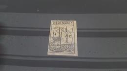 LOT 490308 TIMBRE DE COLONIE DIEGO SUAREZ OBLITERE N°6 - Diego Suarez (1890-1898)