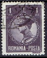 ROMANIA # FROM 1930 STAMPWORLD 385  TK: 14 1/2 X 14 - Usado