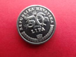 Croatie  50 Lipa  2001 Km 8 - Croatie