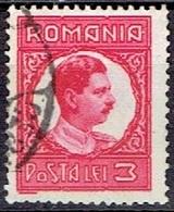 ROMANIA # FROM 1930 STAMPWORLD 387  TK: 14 1/2 X 14 - Usado