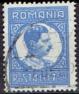 ROMANIA # FROM 1930 STAMPWORLD 390  TK: 14 1/2 X 14 - Usado