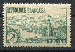 RC 15357 FRANCE N° 301 RIVIERE BRETONNE COTE 85€ NEUF ** MNH TB - Unused Stamps