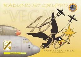 Trasporti - Aviazione - Pisa 2010 - 46° Brigata Aerea - Raduno 50° Gruppo Volo - - 1946-....: Era Moderna