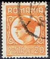 ROMANIA # FROM 1930 STAMPWORLD 393  TK: 14 1/2 X 14 - Usado