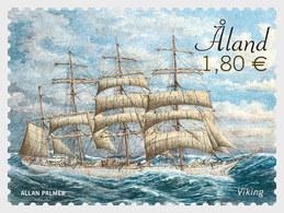 Aland - Postfris / MNH - Complete Set Zeilschepen 2020 - Aland