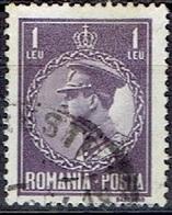 ROMANIA # FROM 1930 STAMPWORLD 385  TK: 14 1/2 X 13 1/2 - Usado