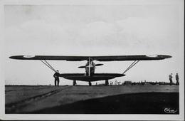 CPA. Carte-Photo - Aviation > Entre Guerres > ISTRES-AVIATION - Le BREGUET 27 Vue Arrière  - TBE - 1919-1938: Entre Guerres