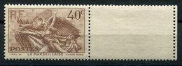 RC 15361 FRANCE N° 315 LA MARSEILLAISE COTE 13€ NEUF ** MNH TB - Unused Stamps