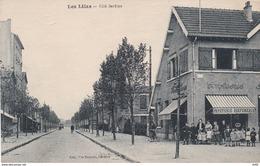 SEINE SAINT DENIS LES LILAS CITE JARDINS - Les Lilas