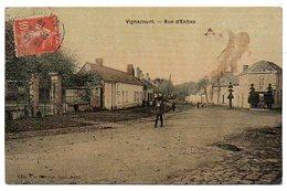 80 - Somme / VIGNACOURT -- Rue D'Enbas. - Vignacourt