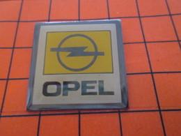 320 Pin's Pins / Belle Qualité Et Rare / THEME AUTOMOBILES : LOGO OPEL - Opel