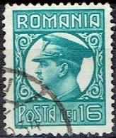 ROMANIA # FROM 1932 STAMPWORLD 392  TK: 14 X 13 1/2 - Usado