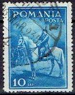 ROMANIA # FROM 1932 STAMPWORLD 443 - Usado