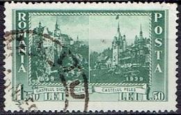 ROMANIA # FROM 1939 STAMPWORLD 579 - Usado