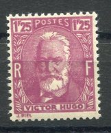 RC 15367 FRANCE N° 293 - VICTOR HUGO COTE 13€ NEUF ** MNH - Ungebraucht