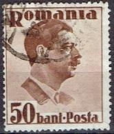 ROMANIA # FROM 1935-40 STAMPWORLD 497 - Usado