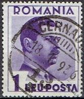 ROMANIA # FROM 1935-40 STAMPWORLD 498 - Usado